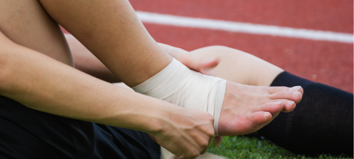 Ankle Injuries and Ankle Sprains